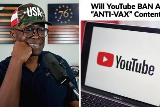 """YouTube To BAN All """"Vaccine Misinformation"""" Videos?"""