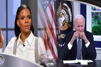 Candace Owens Says Jim Crow Joe Isn't Even Pretending To Do Some For The Black Community