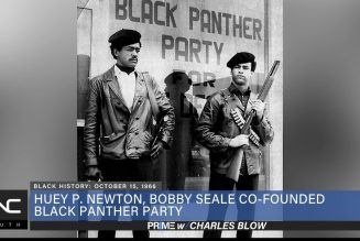 Charles Blow Honors Black Panther Party, Talks State of Democracy