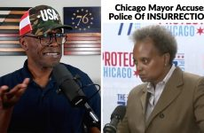 Chicago Mayor Says Police Who REFUSE Vax Are INSURRECTIONISTS!