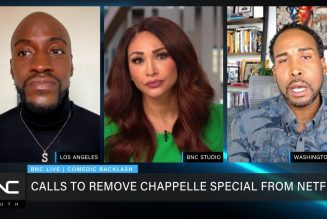 Critics Ask Netflix To Remove Dave Chappelle's Special