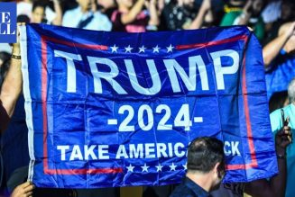 Democratic anxiety rises as Trump bid appears more likely