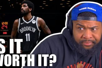I Stand with Kyrie Irving?