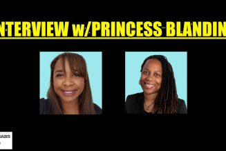 INTERVIEW w/PRINCESS BLANDING – 3RD PARTY CANDIDATE FOR GOVERNOR OF VIRGINIA