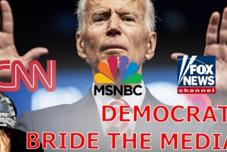 Joe Biden To Buy The Media With Massive $1.3B Tax Credit For Journalists In Build Back Better Plan