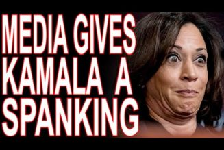 """Media Reports """"Infighting"""" and """"Dysfunction"""" In Kamala's Office. Is This The  Beginning of Her End?"""