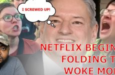 Netflix CEO Caves To Woke Mob Ahead of Walkout Stating He 'Screwed Up' Defending Dave Chappelle