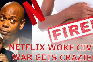 Netflix FIRES Pregnant Black 'Woman' Who Organized Trans Employee Walkout For Leaking Chappelle Data