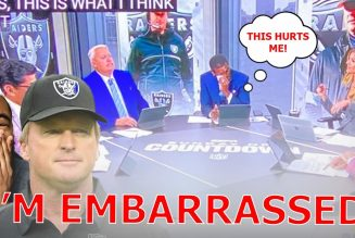 Randy Moss & Grown Men Cry On ESPN Over Jon Gruden Email Making Fun Of A Black Man's Lips