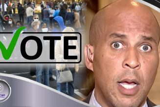 Sen. Cory Booker Wants Black Voters To Show Up For The Democrats Or They Will Lose Elections