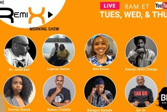 The RemiX Morning Show 10/5