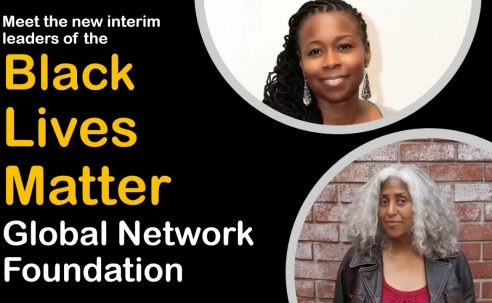 Who are the new Black Lives Matter leaders?