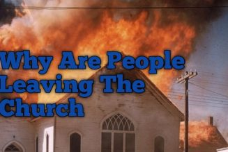 Why Are Black People Leaving The Church?